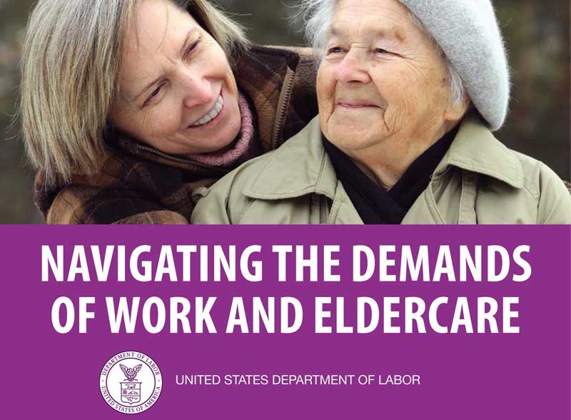 """Navigating the Demands of Work and Eldercare"" Report Features Zangaro Family Story"